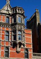 Detail of the Waterstone's bookshop building
