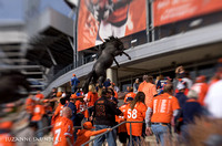 Game Day at Mile High 30 Oct 2016